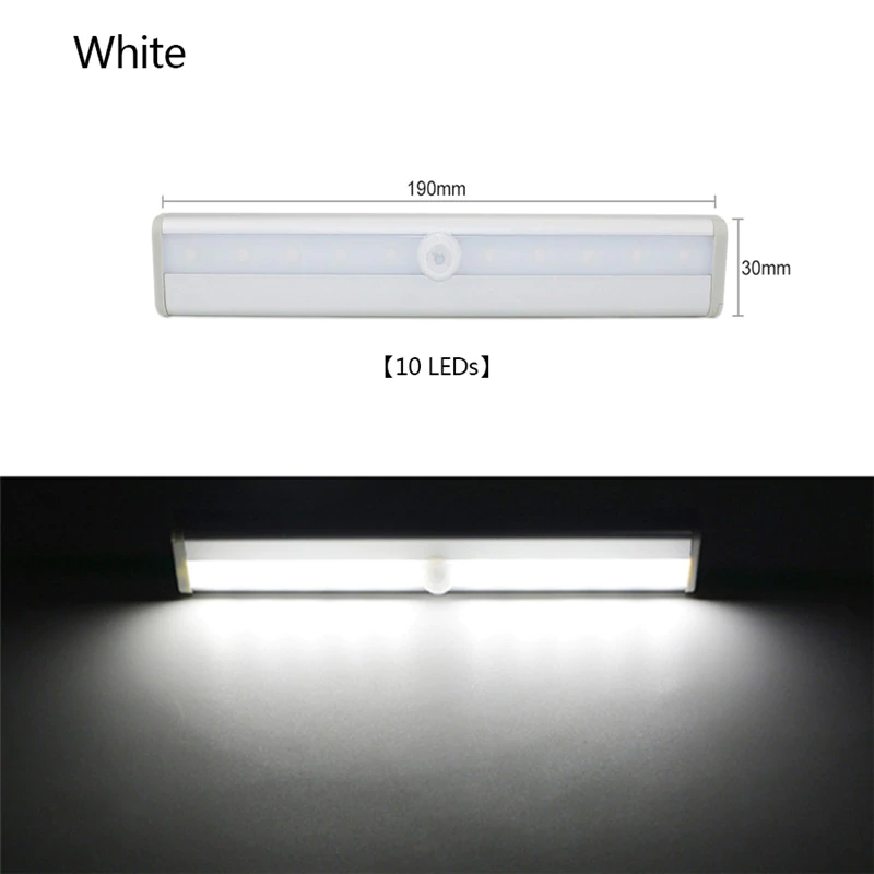 Motion Rechargeable LED Light