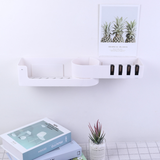 Rotating Bathroom Shelf