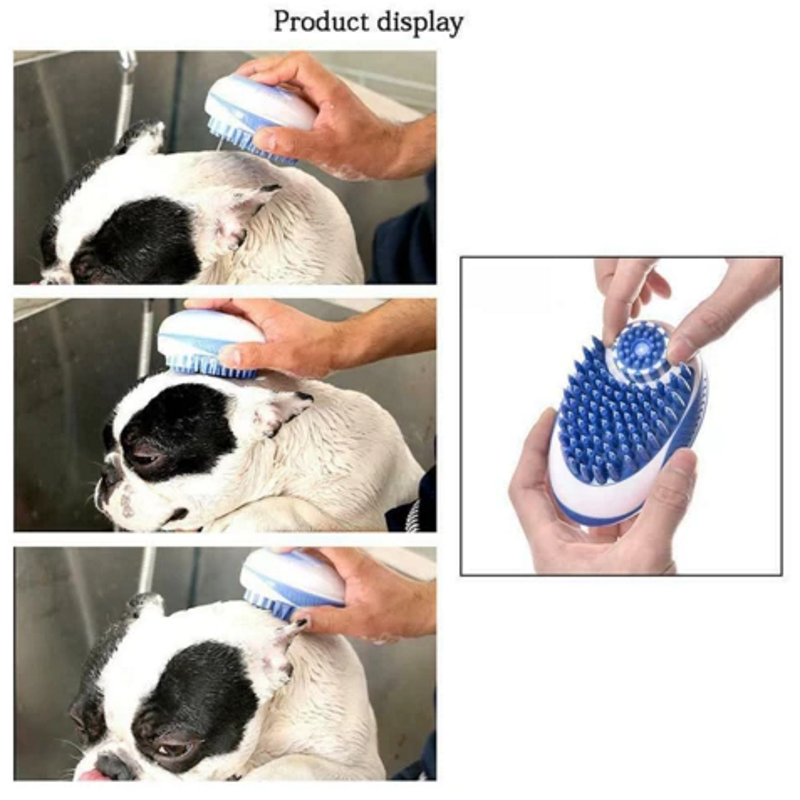 Pet Shower Brush