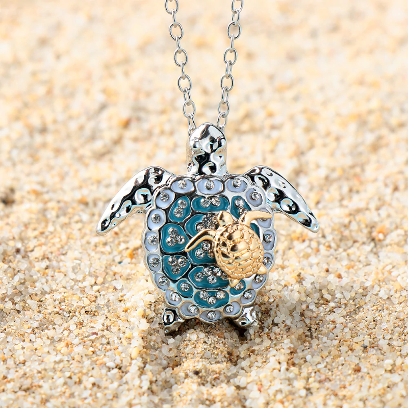 Turtle Mother Jewelry