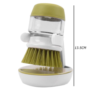 Liquid Soap Dispenser Brush