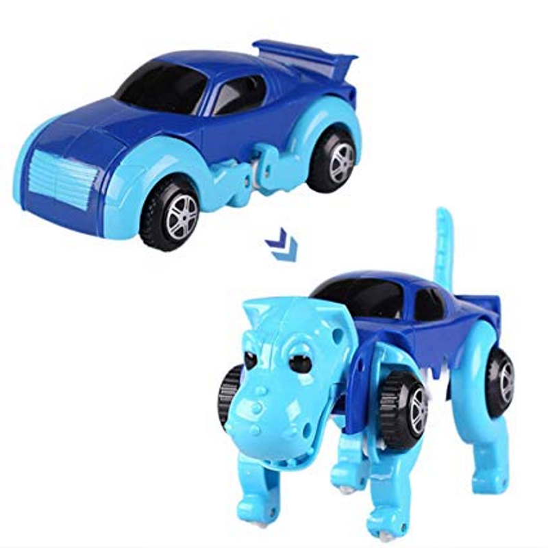 Dog Dinosaur Car Transformer