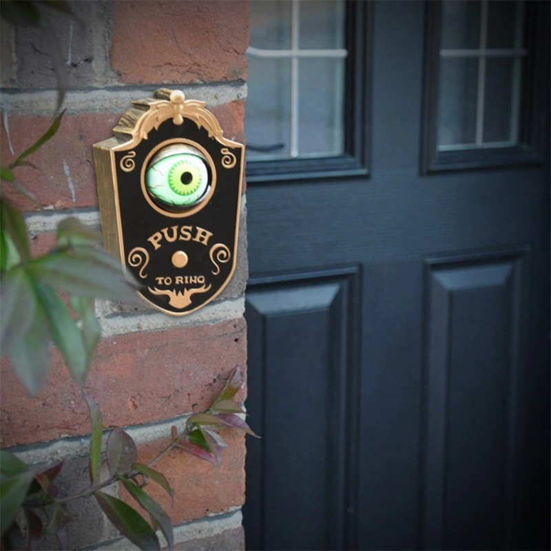Halloween One Eyed Doorbell