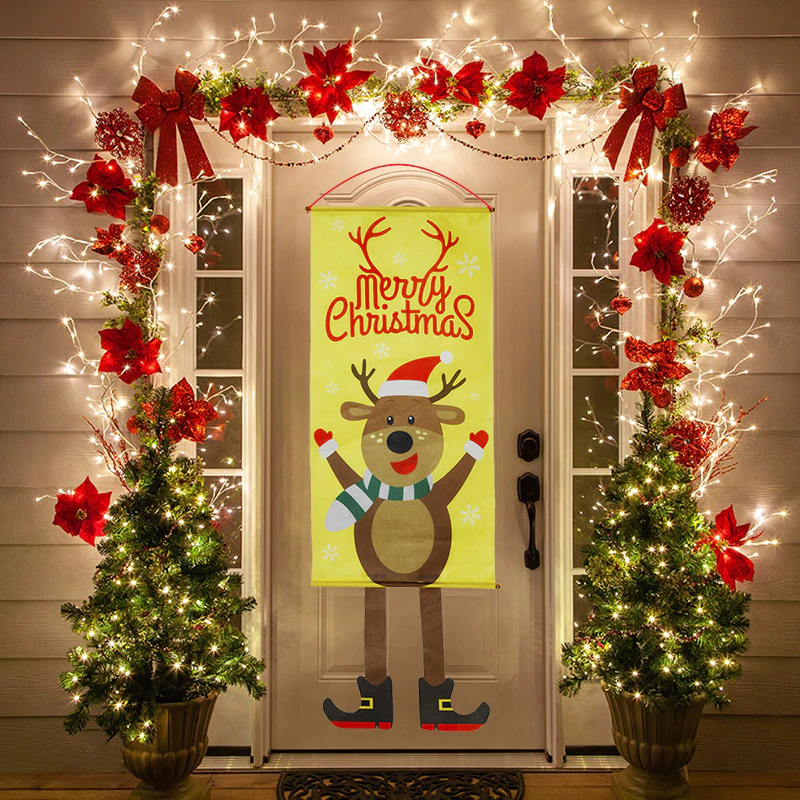 Christmas Porch Banner