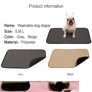 Dog Diaper Mat