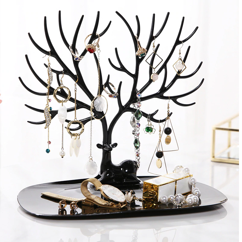 Jewelry Storage Rack