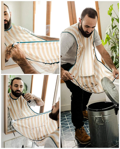 Beard Trimming Apron