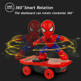 Spider Man Stunt Scooter