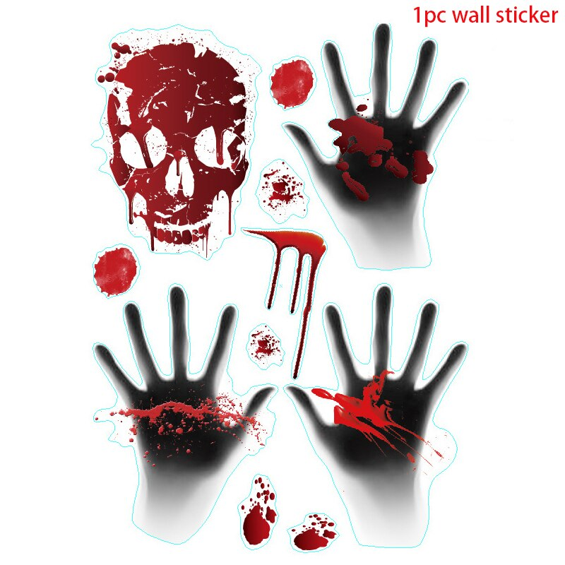 Halloween Door Sticker