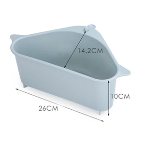 Triangular Sink Shelf