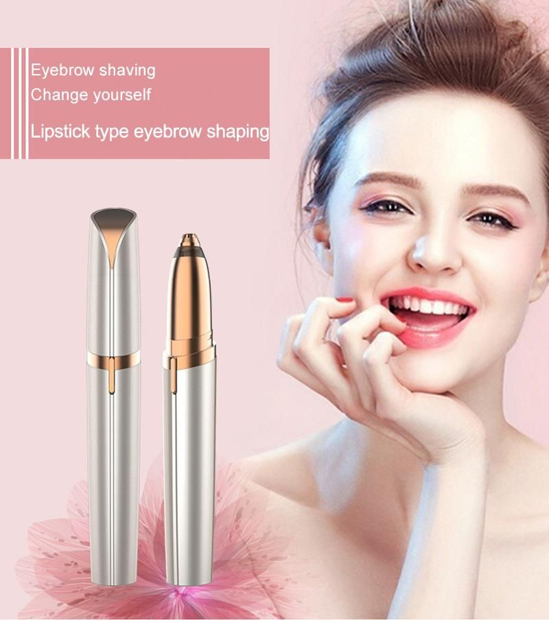 Precision Eyebrow Epilator
