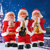 Music Band Santa Claus