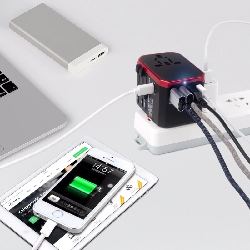 Universal Power Adapter Charger