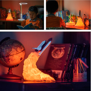 Space Shuttle Lamp