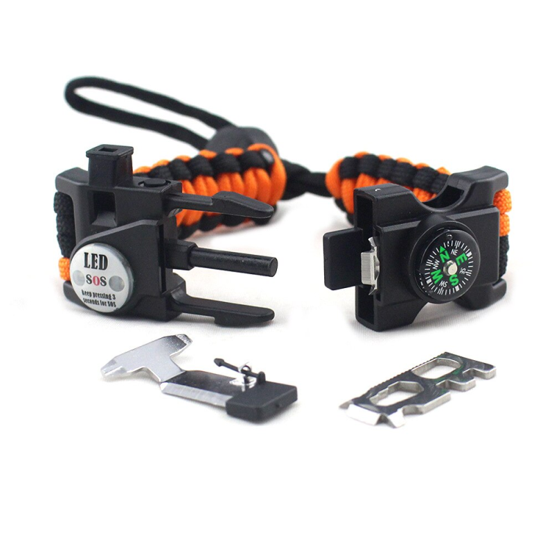 Multi-function Survival Bracelet