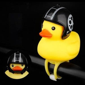 Yellow Little Duck Helmet