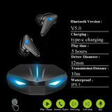 TWS Bluetooth gaming headset