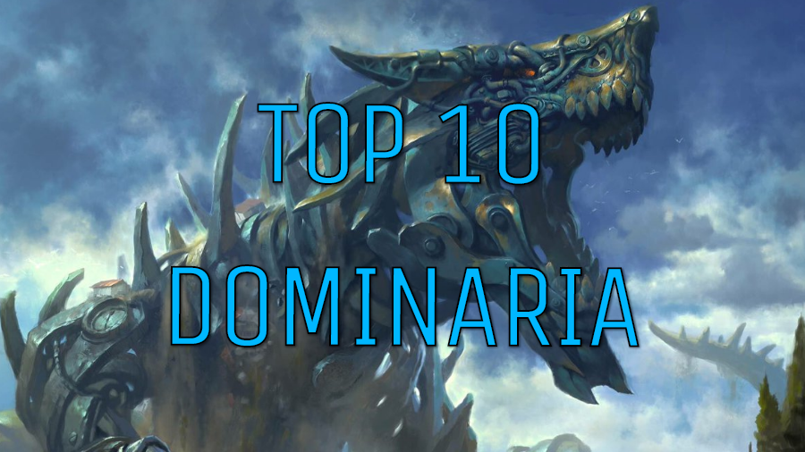 Top 10 Dominaria Constructed Picks