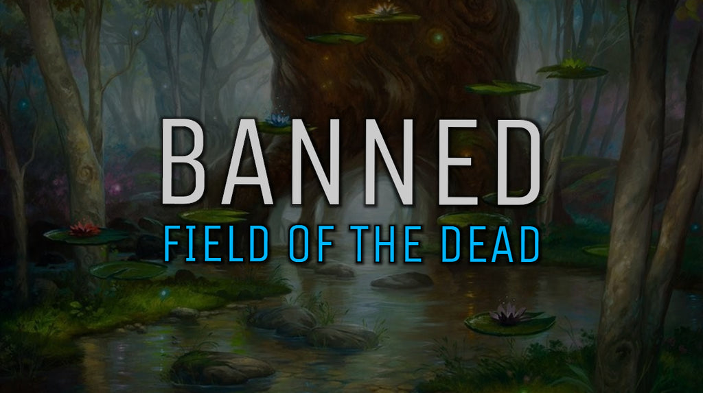 Everyone Saw it Coming - Field of the Dead Banned!