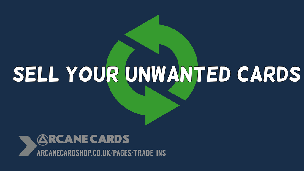 sell your unwanted cards