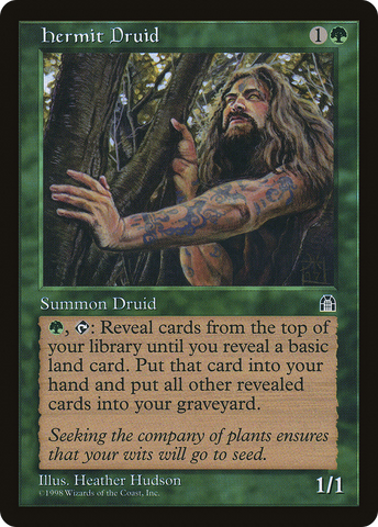 Hermit Druid (Trade-In)
