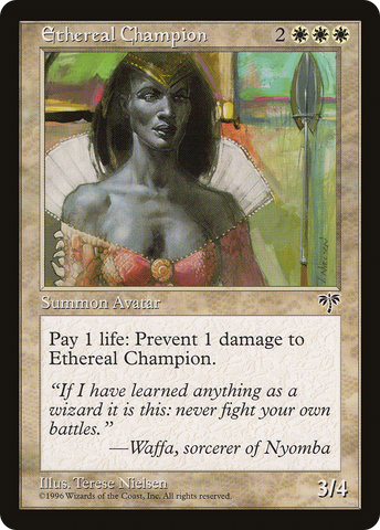 Ethereal Champion