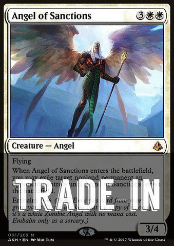 Angel of Sanctions (Trade-In)