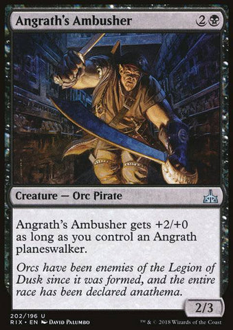 Angrath's Ambusher
