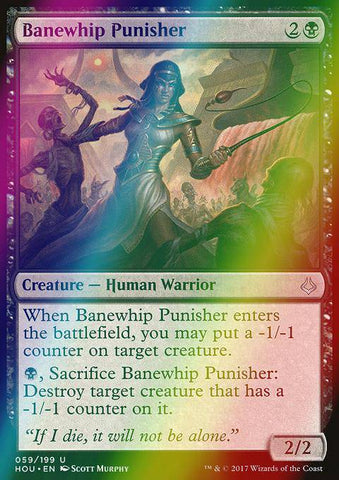 Banewhip Punisher (Foil)