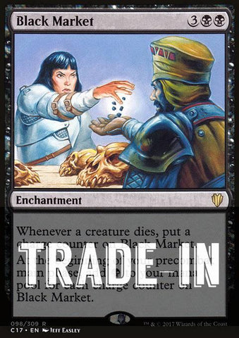 Black Market (Trade-In)