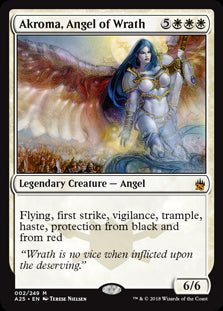 Akroma, Angel of Wrath (Trade-In)