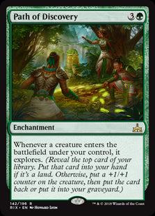 Path of Discovery (Foil) (Trade-In)