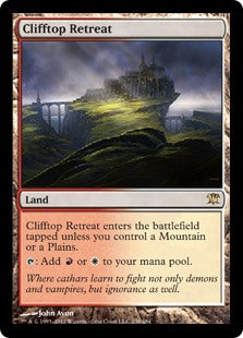 Clifftop Retreat (Trade-In)