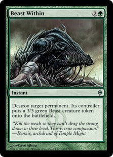 Beast Within (Foil) (Trade-In)