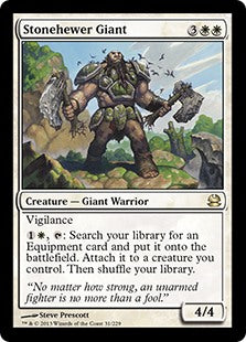 Stonehewer Giant (Foil) (Trade-In)