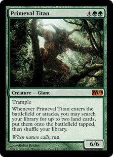 Primeval Titan (Trade-In)