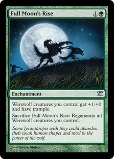 Full Moon's Rise (Foil) (Trade-In)
