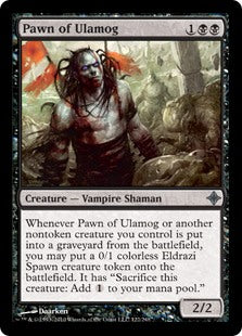 Pawn of Ulamog (Foil) (Trade-In)