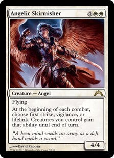 Angelic Skirmisher (Foil) (Trade-In)