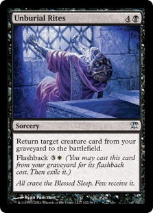Unburial Rites (Foil) (Trade-In)