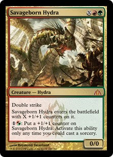 Savageborn Hydra (Foil) (Trade-In)