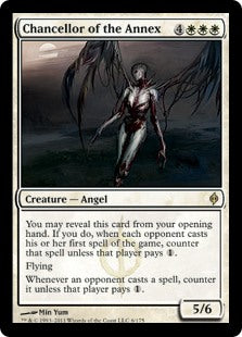 Chancellor of the Annex (Foil) (Trade-In)