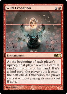 Wild Evocation (Foil) (Trade-In)