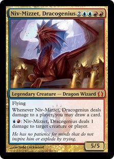 Niv-Mizzet, Dracogenius (Trade-In)
