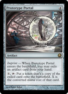 Prototype Portal (Foil) (Trade-In)