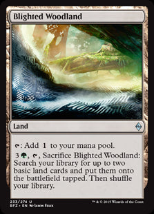 Blighted Woodland