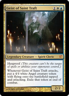 Geist of Saint Traft (Foil) (Trade-In)