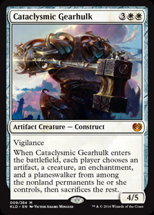 Cataclysmic Gearhulk