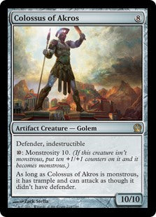 Colossus of Akros (Foil)