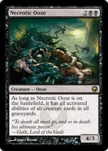 Necrotic Ooze (Trade-In)
